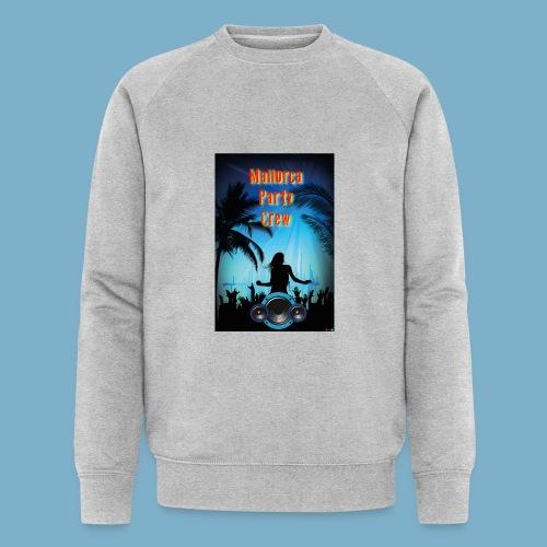 Mallorca Party Crew - Männer Bio-Sweatshirt von Stanley & Stella