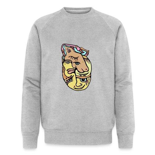 Unicake - Økologisk Stanley & Stella sweatshirt til herrer