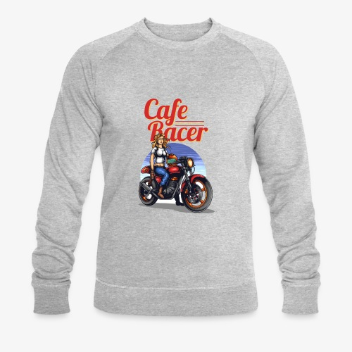 Cafe Racer - Sweat-shirt bio Stanley & Stella Homme