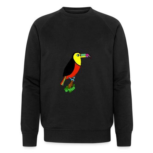 Le toucan - Sweat-shirt bio Stanley & Stella Homme