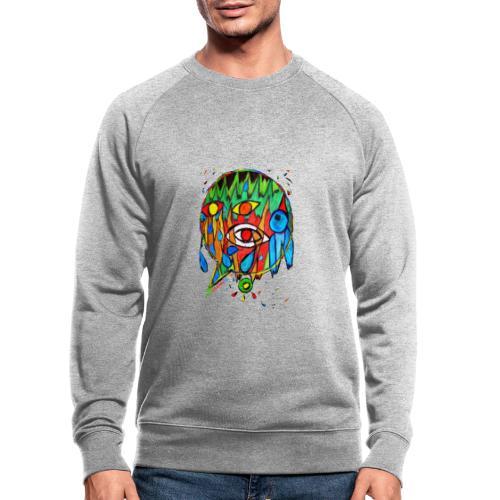 Vogel - Männer Bio-Sweatshirt von Stanley & Stella