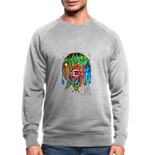 Vertrauen - Männer Bio-Sweatshirt von Stanley & Stella