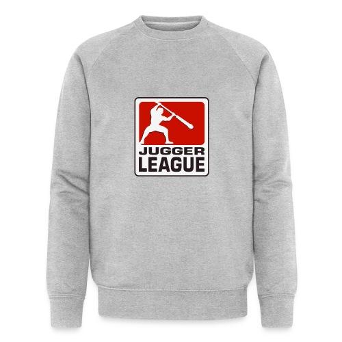 Jugger LigaLogo - Männer Bio-Sweatshirt von Stanley & Stella