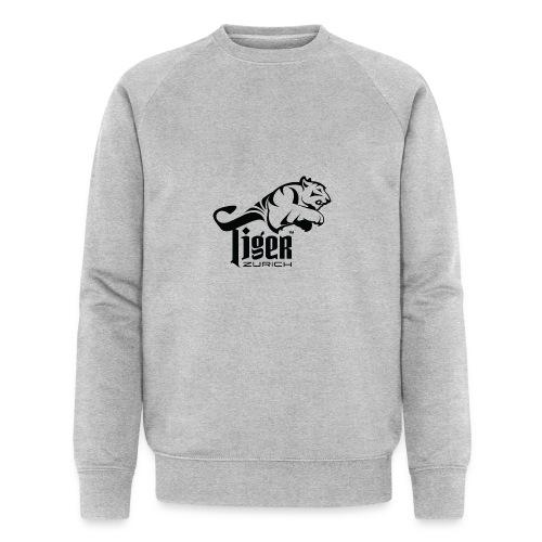 TIGER ZURICH digitaltransfer - Männer Bio-Sweatshirt von Stanley & Stella