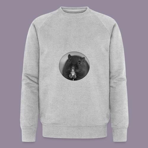 Rennmaus Ylvie - Männer Bio-Sweatshirt von Stanley & Stella