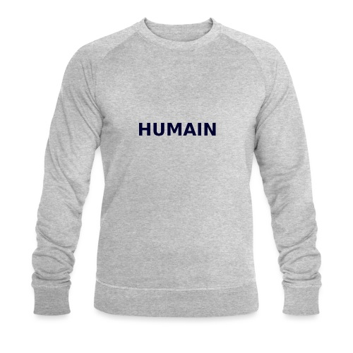 Humain - Sweat-shirt bio