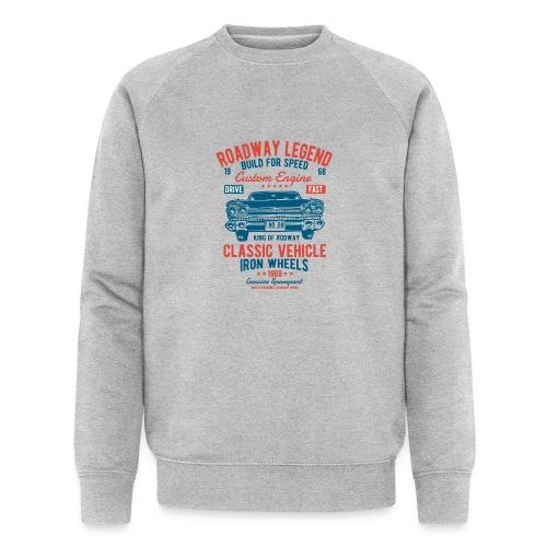 Roadway Legend - Mannen bio sweatshirt van Stanley & Stella