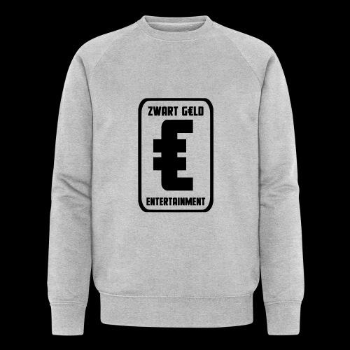 ZwartGeld Logo Sweater - Mannen bio sweatshirt