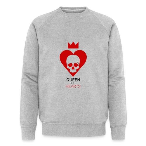 Tee shirt manches longues Reine des Coeurs - Sweat-shirt bio Stanley & Stella Homme