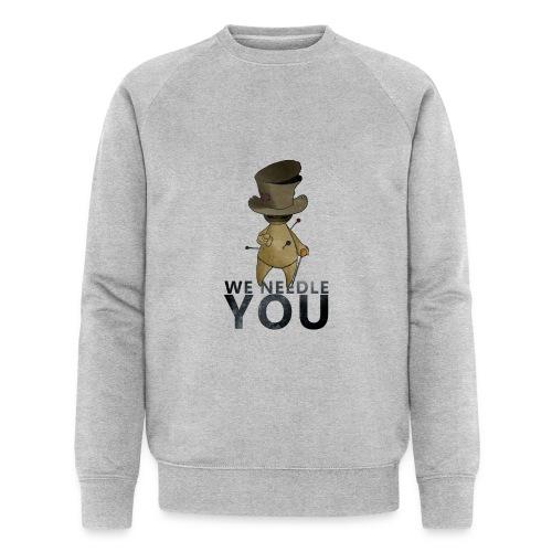 WE NEEDLE YOU - Sweat-shirt bio