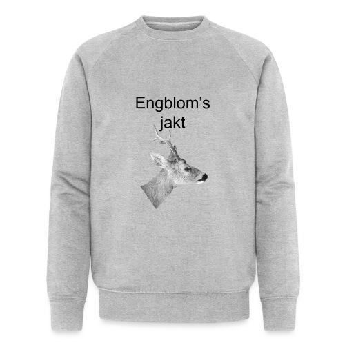 Officiell logo by Engbloms jakt - Ekologisk sweatshirt herr