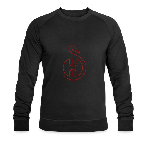 Logo Red Swom - Sweat-shirt bio