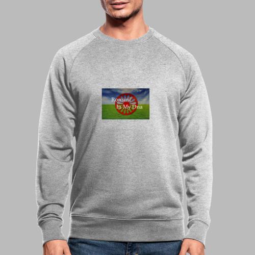 flagromaniinmydna - Ekologisk sweatshirt herr
