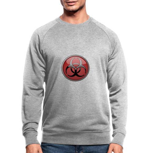 DANGER BIOHAZARD - Männer Bio-Sweatshirt