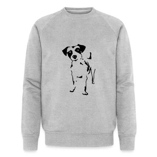 Jack Russell Terrier - Männer Bio-Sweatshirt von Stanley & Stella