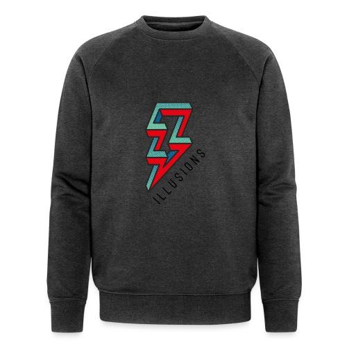 ♂ Lightning - Männer Bio-Sweatshirt von Stanley & Stella