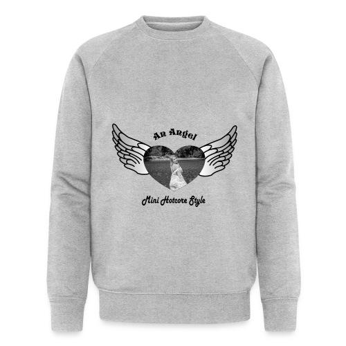 An Angel - Männer Bio-Sweatshirt von Stanley & Stella