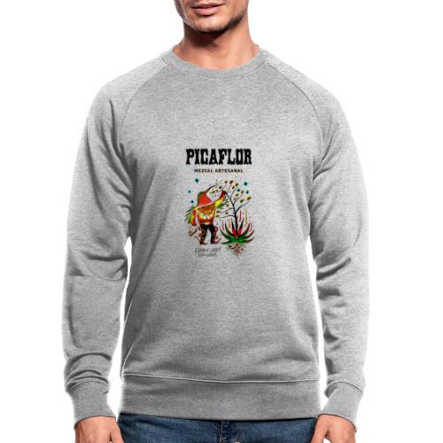 Picaflor Mezcal Original - Økologisk sweatshirt for menn