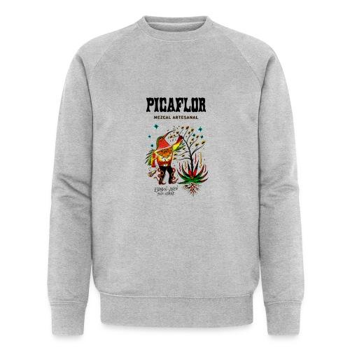 picaflormezcal - Økologisk sweatshirt for menn fra Stanley & Stella