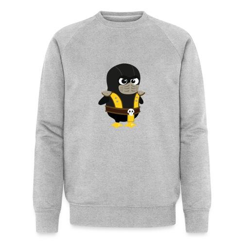 Pingouin Mortal Scorpion - Sweat-shirt bio Stanley & Stella Homme