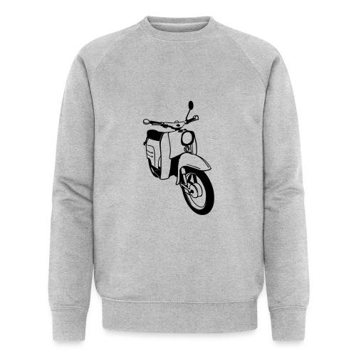 Simson Schwalbe - Männer Bio-Sweatshirt