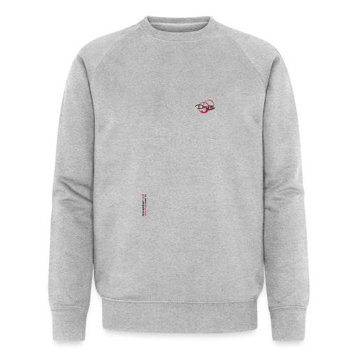 logoallein6 - Männer Bio-Sweatshirt