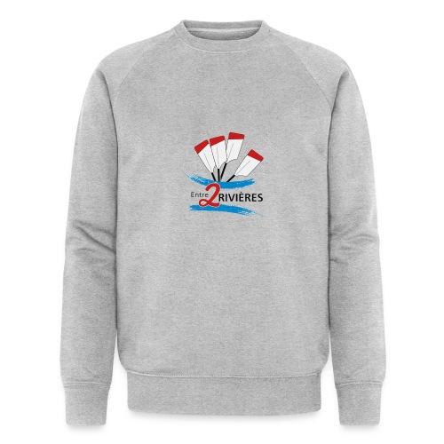 Entre 2 Rivières - Sweat-shirt bio Stanley & Stella Homme