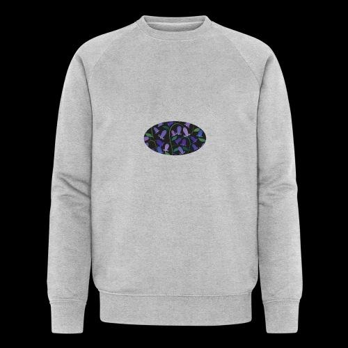 blue bells - Sweat-shirt bio