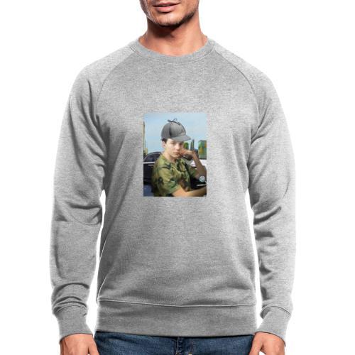 Detektiv Laurin - Männer Bio-Sweatshirt