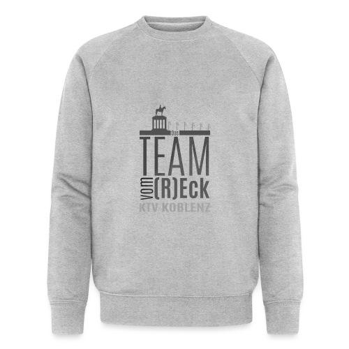 Shirt_Logo_2016_grau - Männer Bio-Sweatshirt von Stanley & Stella