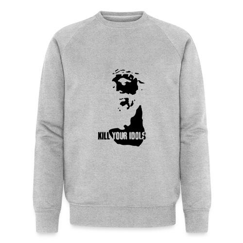 Kill your idols - Men's Organic Sweatshirt by Stanley & Stella