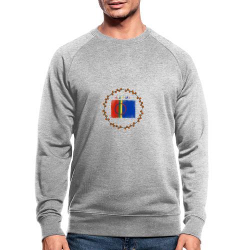 Sapmi - Økologisk sweatshirt for menn
