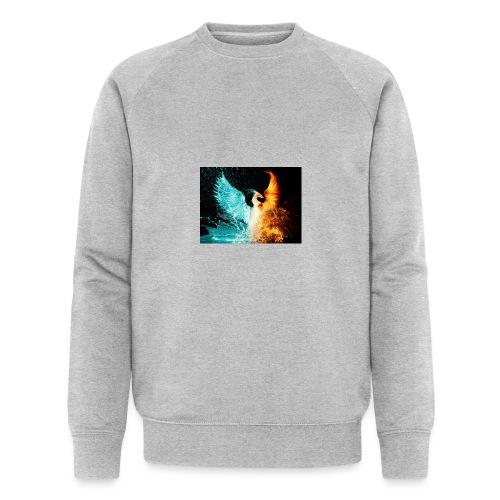 Elemental phoenix - Men's Organic Sweatshirt by Stanley & Stella