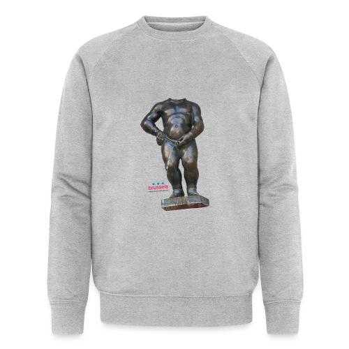 mannekenpis Real Big ♀♂ | 撒尿小童 - Sweat-shirt bio Stanley & Stella Homme