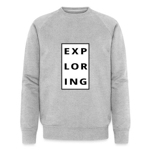 exploring - Ekologisk sweatshirt herr från Stanley & Stella