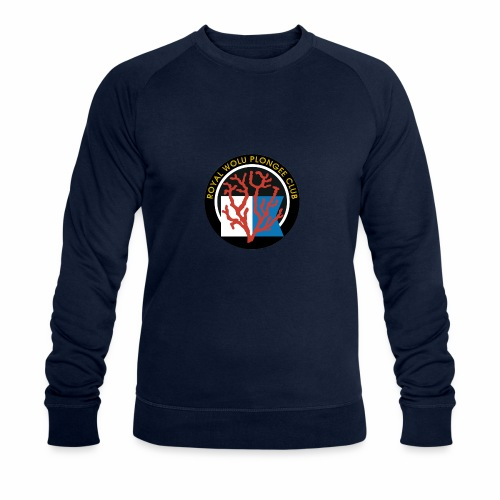Royal Wolu Plongée Club - Sweat-shirt bio Stanley & Stella Homme