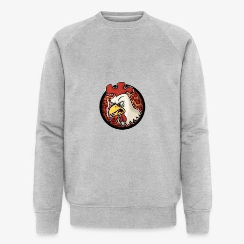Smokin' Cock - Ekologisk sweatshirt herr från Stanley & Stella