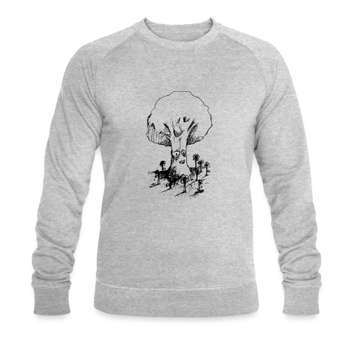 Sage Tree - Men's Organic Sweatshirt