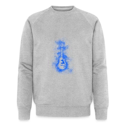 Blue Muse - Men's Organic Sweatshirt by Stanley & Stella
