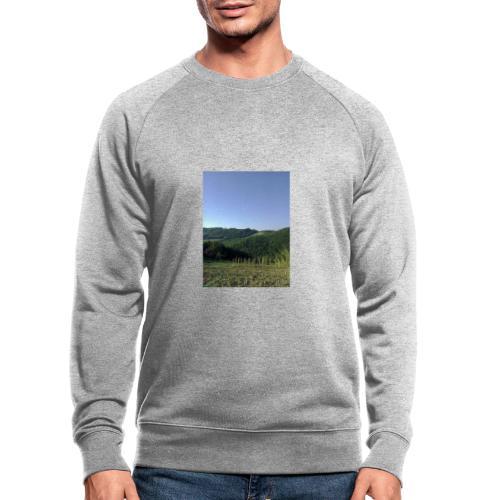 Panorama - Felpa ecologica da uomo
