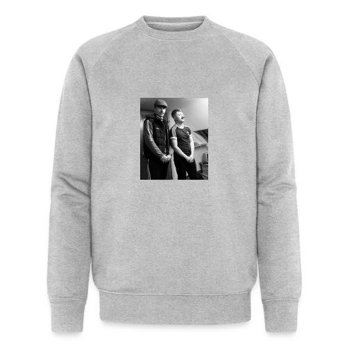 El Patron y Don Jay - Men's Organic Sweatshirt by Stanley & Stella