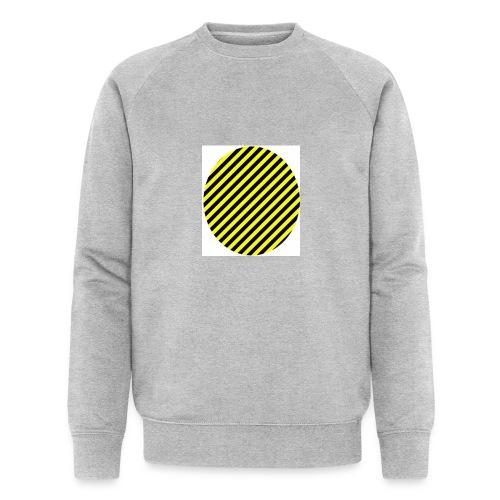 varninggulsvart - Ekologisk sweatshirt herr från Stanley & Stella