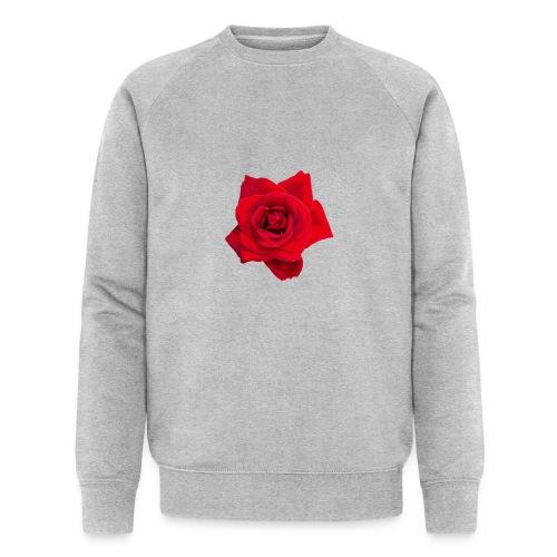 Red Roses - Ekologiczna bluza męska Stanley & Stella