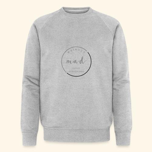 mad - Männer Bio-Sweatshirt von Stanley & Stella