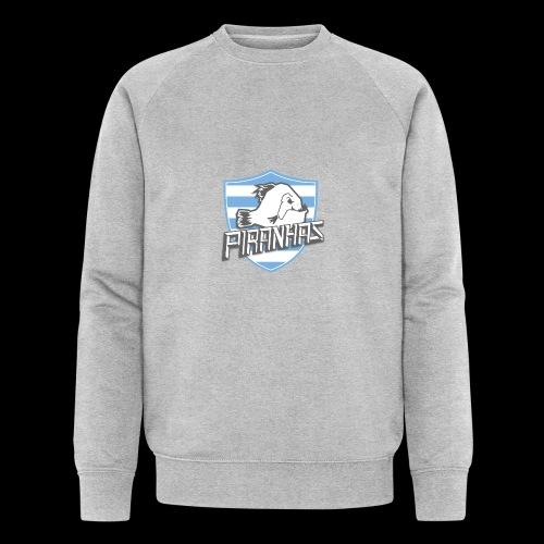Logo Piranhas v5 - Sweat-shirt bio Stanley & Stella Homme
