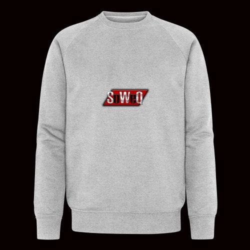 SoWeQ Navneskilt - Økologisk Stanley & Stella sweatshirt til herrer