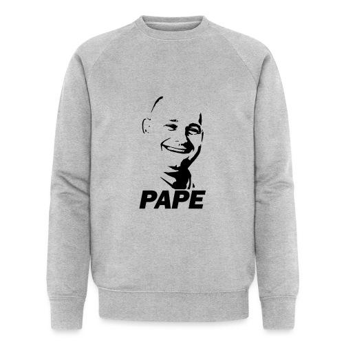PAPE - Økologisk Stanley & Stella sweatshirt til herrer