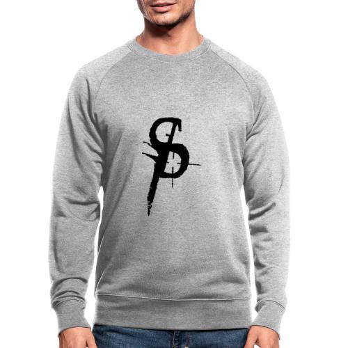 duality ps logo - Ekologisk sweatshirt herr