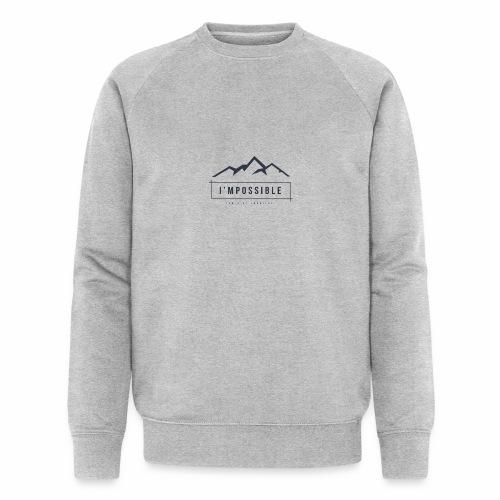 Impossible - Men's Organic Sweatshirt by Stanley & Stella