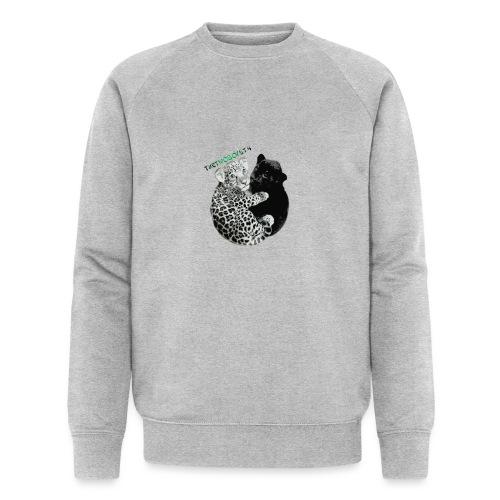 panther jaguar Limited edition - Økologisk Stanley & Stella sweatshirt til herrer